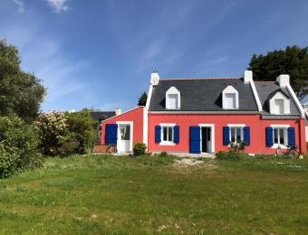 Belle-Ile-en-Mer : extension d'une maison