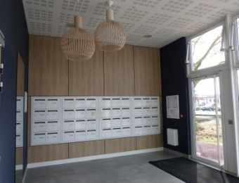 "Hall ""Cerenity"" à Rennes"