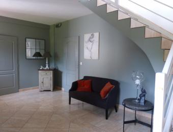 Relooking d'une maison neuve à Treillières