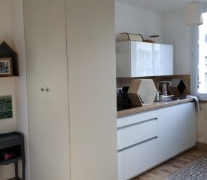 Rénovation appartement Centre Nantes 45m2