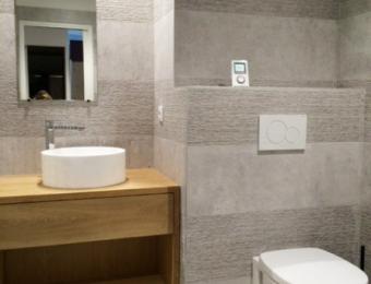 Rénovation appartement 70 m2 à Nantes Canal Saint-Félix