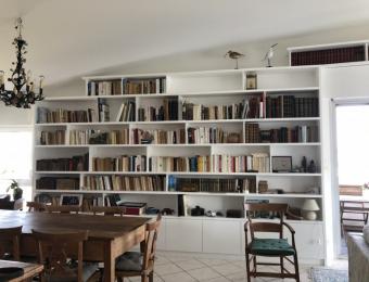 Création d'une bibliothèque Nantes Canal St Félix