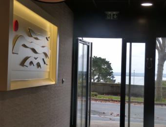 "Halls ""Panorama"" à Brest"