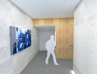 """Hall """"Quai 19"""" à Rennes"""