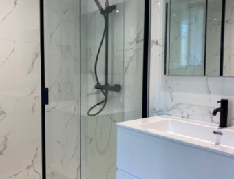 RENOVATION COMPLETE APPARTEMENT TRIANGLE D'OR GRASLIN